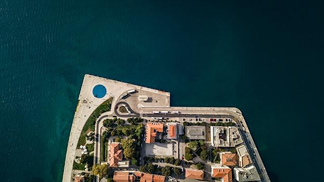 Thành phố Zadar, nơi đại dương cất cao tiếng hát