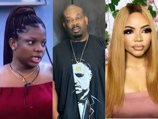 Don Jazzy Warns Housemates Not To Be Pregnant
