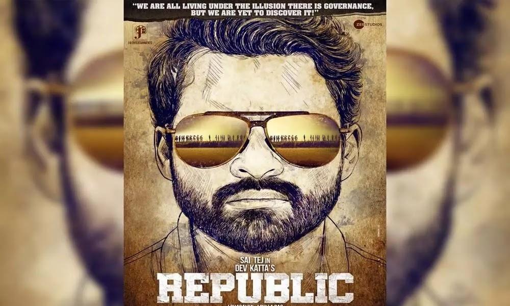 Republic Movie 2021 Telugu Movie Full Review in 3movierulz