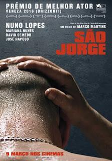 Crítica - São Jorge (2017)