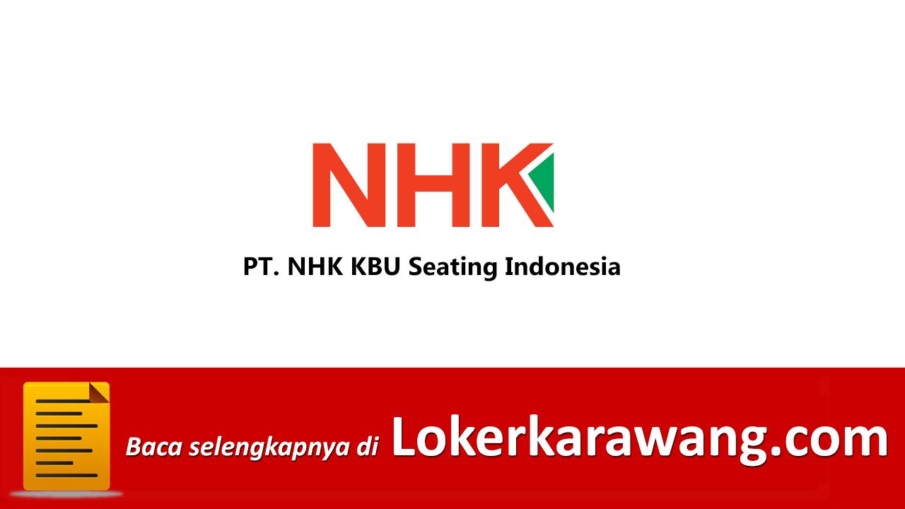 PT NHK KBU Seating Cikarang