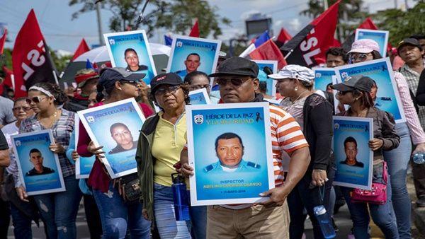 Gobierno nicaragüense atiende a víctimas de violencia golpista