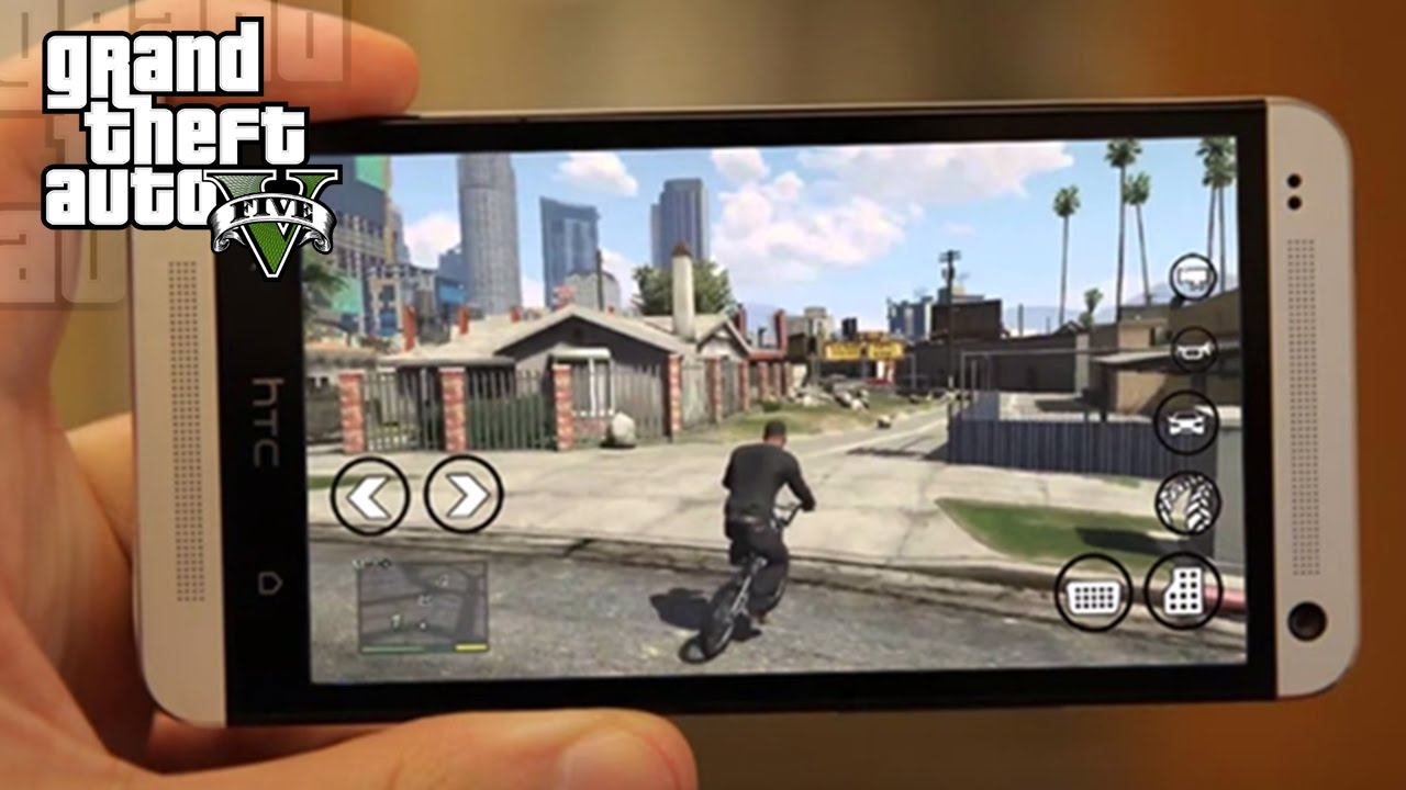 gta 5 android apk free download without survey