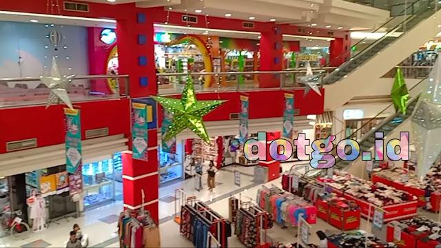 Pusat perbelanjaan terbesar dan terlengkap di kota TegalRita Super Mall RSM Tegal
