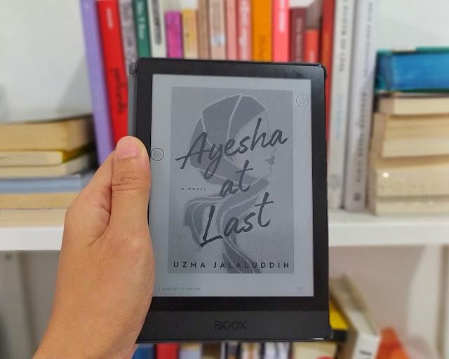 Review Ayesha at Last - Uzma Jalaluddin