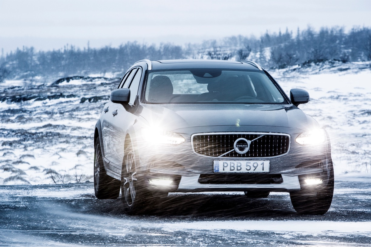 Volvo V90 Cross Country 2017: Dimensioni