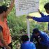 Pembuatan Papan Nama Dusun