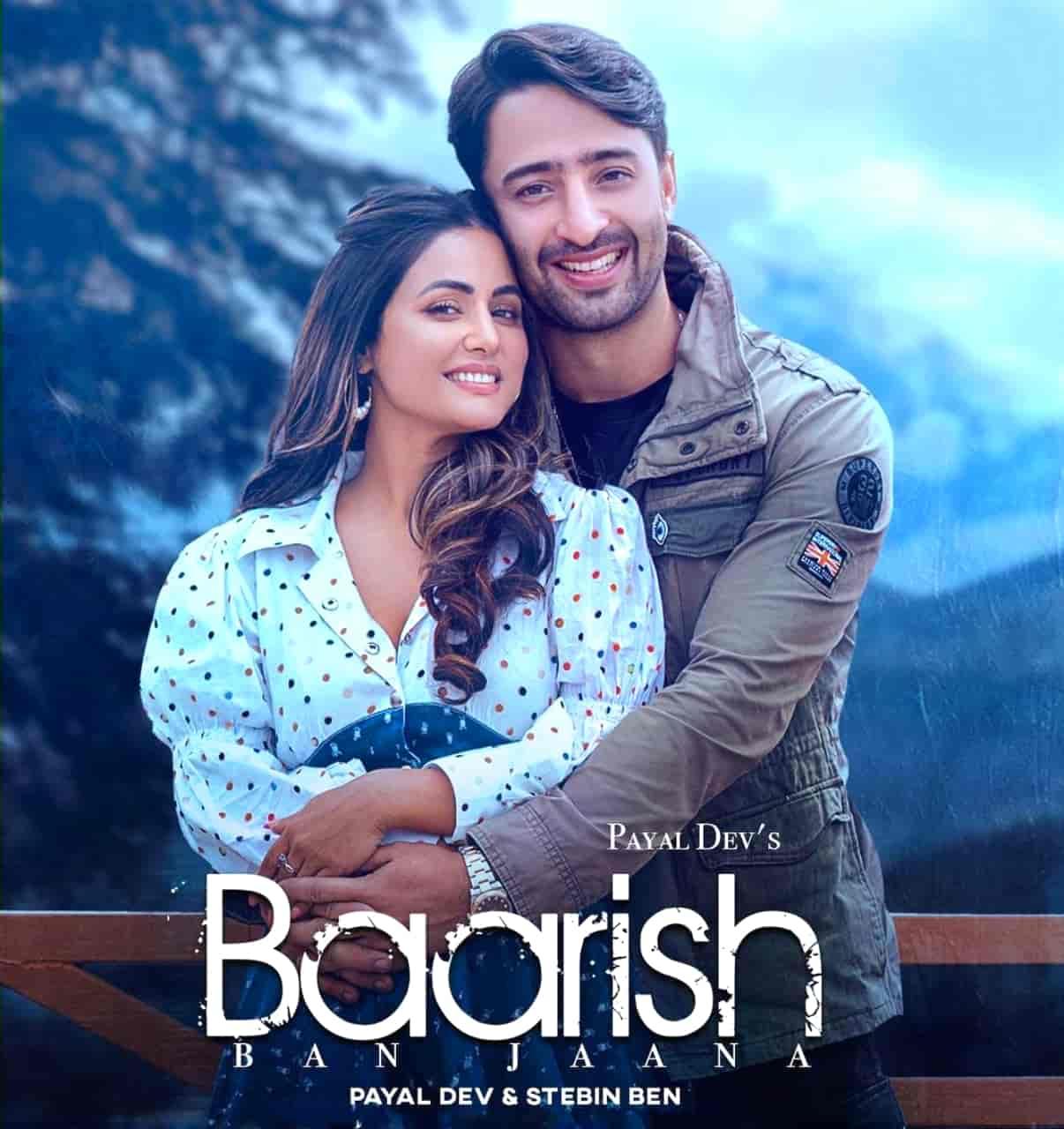 Baarish Ban Jaana Hindi Song Lyrics Payal Dev & Stebin Ben