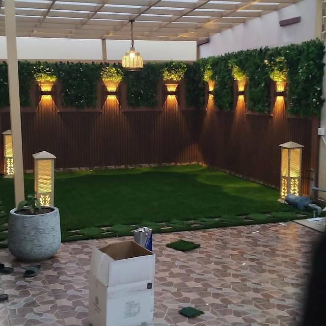 تركيب العشب الصناعي بالطائف شركة العشب توريد العشب الصناعي بالطائف