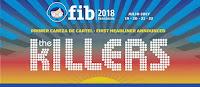 FIB 2018, The Killers