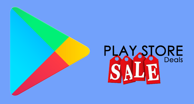 Wednesday Free Play Store Apps & Games Sale : Free 27 Apps & Games and 18 on Sale