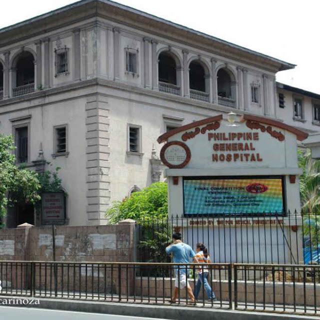 philippine general hospital building