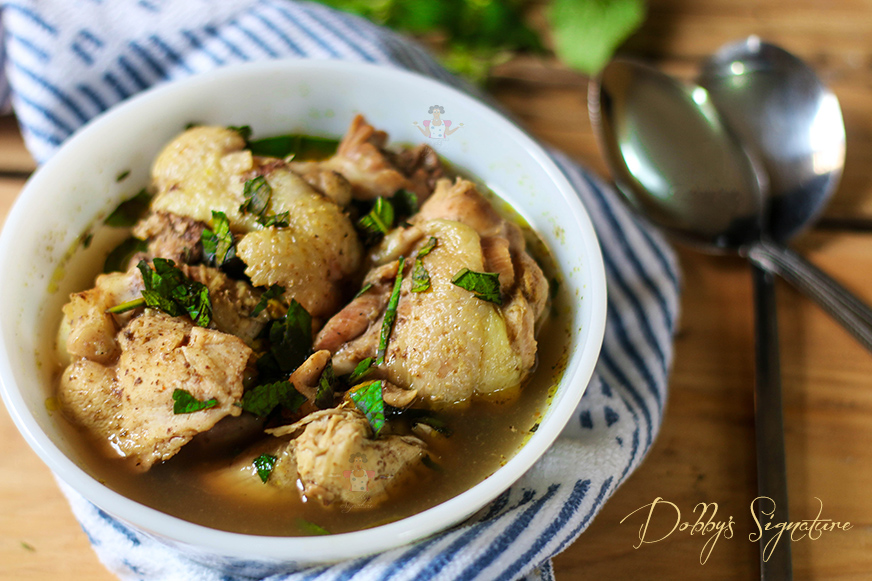 KFB Foodie Talk: How to make Nigerian Chicken Pepper Soup ...