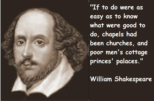 Shakespeare Quotes: Cute In Quotes: Shakespeare Quotes
