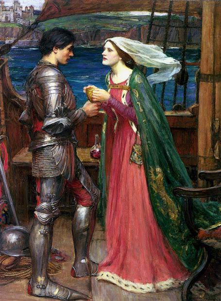 And Isolde Tristan John William Waterhouse