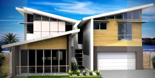 Kumpulan Desain Model Atap Rumah Minimalis Terindah yang ...