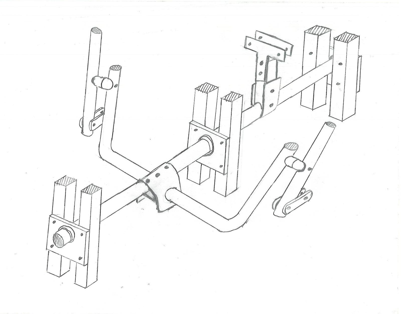 Recumbent tadpole trike: Posts on Velomobilforum p.8