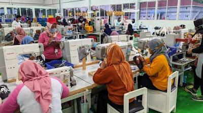 Informasi lowongan PT Seijin Fashion Indonesia Pabrik Fashion yang Bergerak dibidang Industri Garmen Dan Sepatu sudah mulai Produksi, posisi Lowongan Kerja Yang Dibutuhkan: