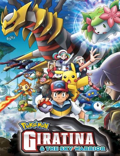 ver Pokémon 11: Giratina y el defensor de los cielos (2008) Online