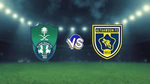 مشاهدة مباراة التعاون والأهلي السعودي بث مباشر بتاريخ 12-09-2021 الدوري السعودي