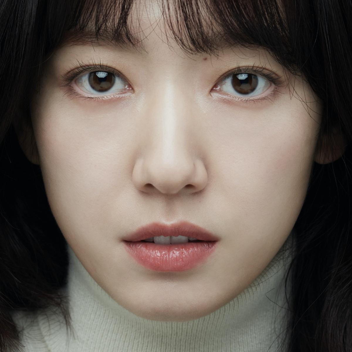 박신혜 얼굴 화보