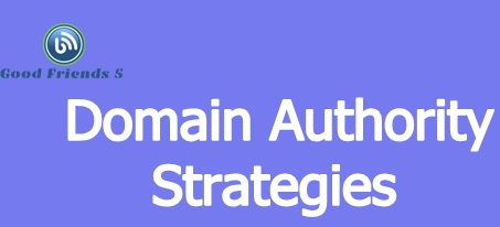 Strategies for domain authority