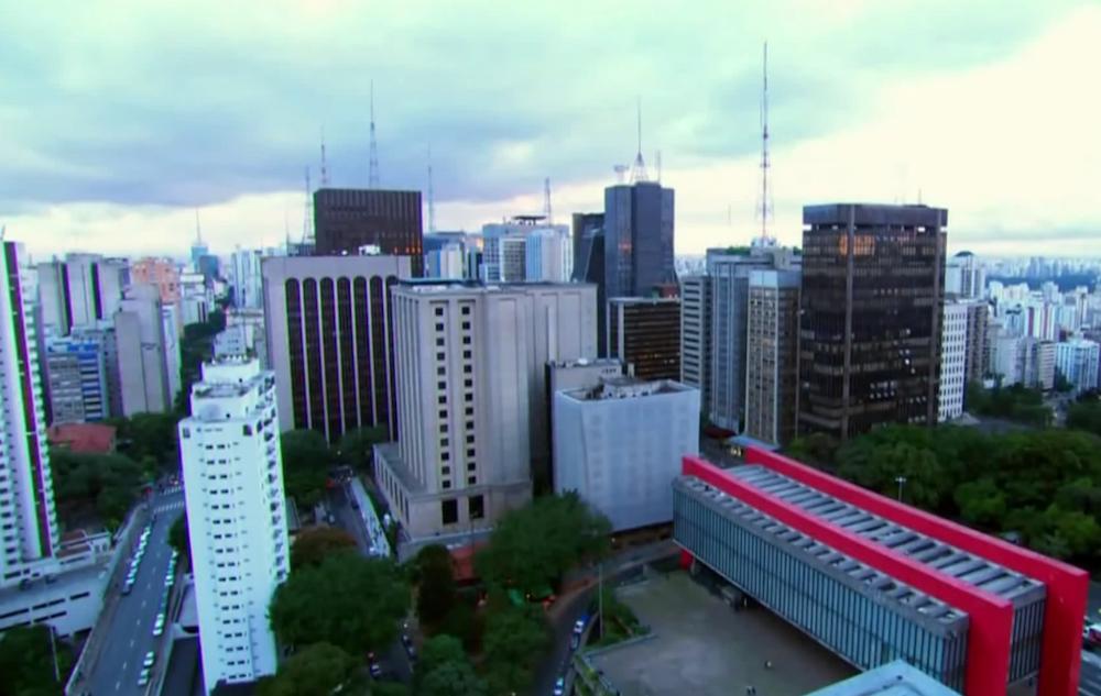 1- São Paulo - 12.100.000