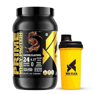 Bigflex Prime Whey Protein Coffee Flavour