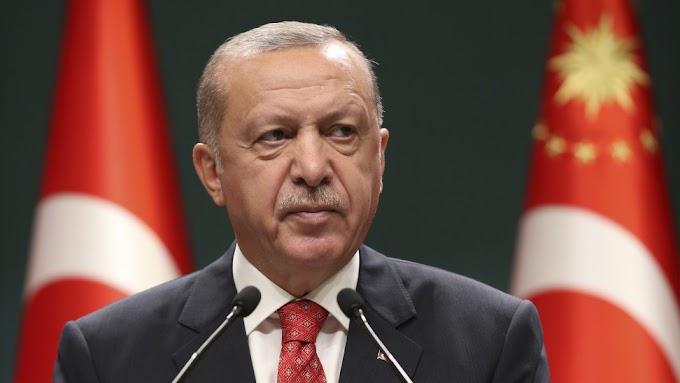 Ερντογάν: Το Ορούτς Ρέις θα συνεχίσει τις έρευνες