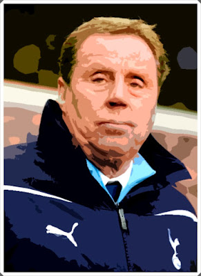 Harry Redknapp Tottenham