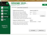 Smadav PRO 13.5 Update 2020 Full Serial Number