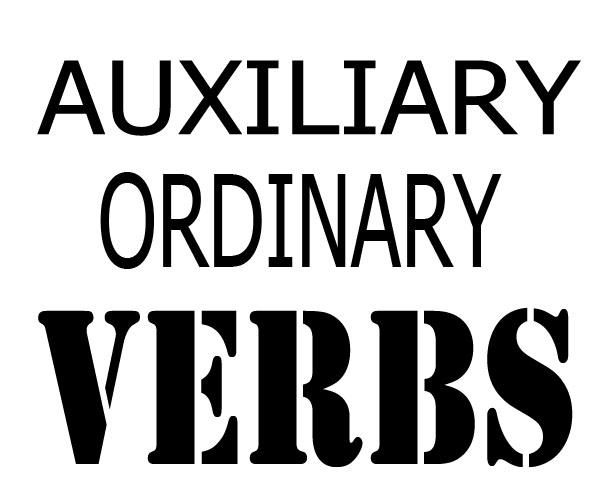 Cara Mudah Memahami Auxiliary Ordinary Verbs Englisimpel