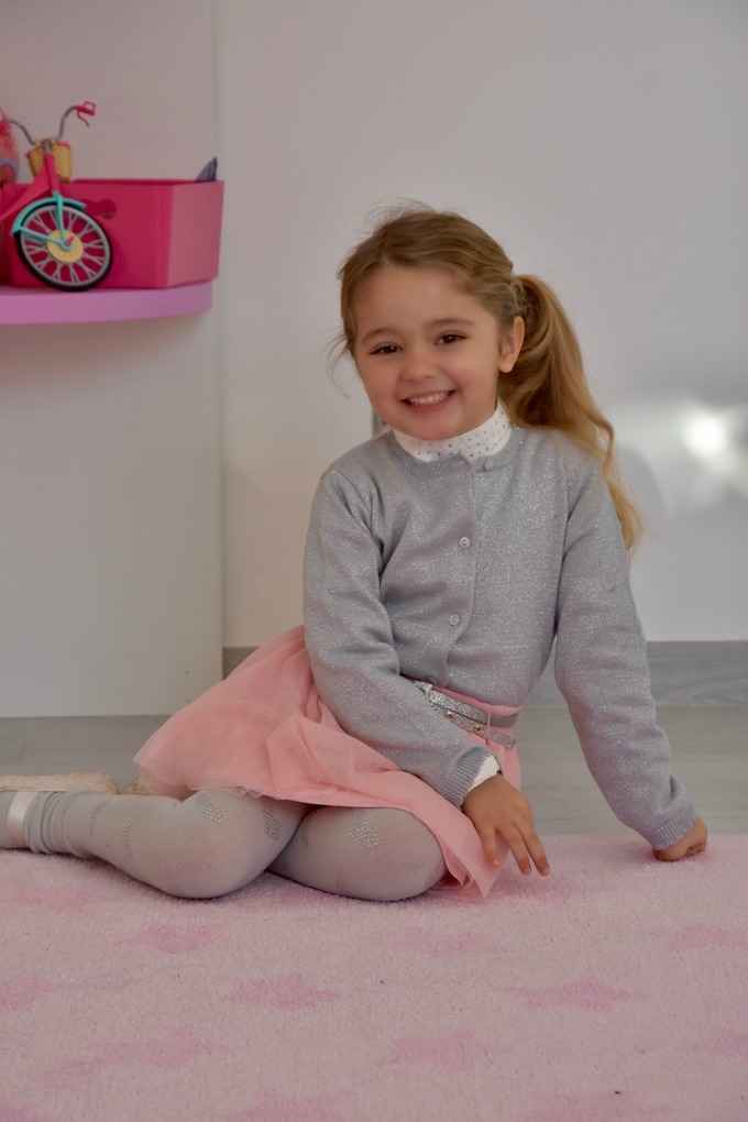 Come una Ballerina: MiniLook con il tutù rosa