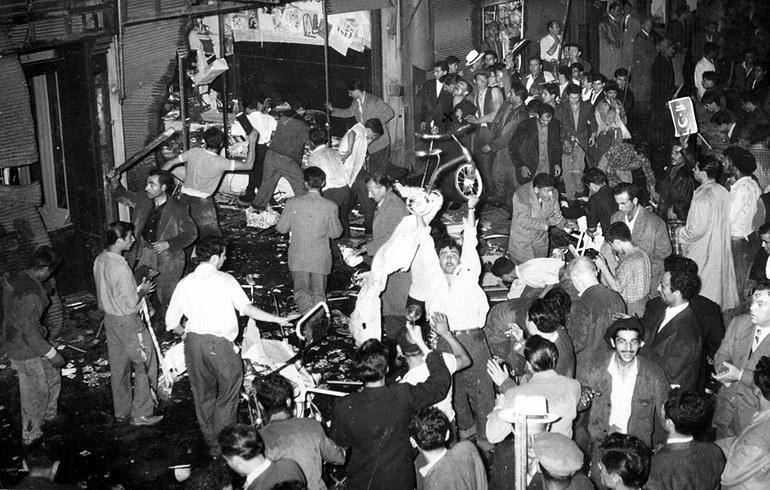 Σεπτεμβριανά 1955: Τίποτα δεν είναι όπως φαίνεται...