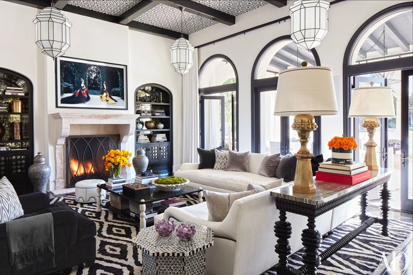 Interior Design | New Home Of Khloe Kardashian