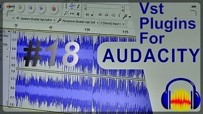 دورة تعلم وإحتراف وشرح Audacity مؤثرات صوتية Vst plugins for audacity