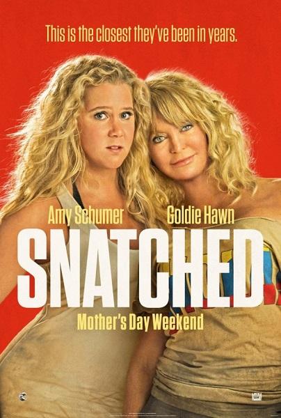 Film Snatched 2017 Bioskop