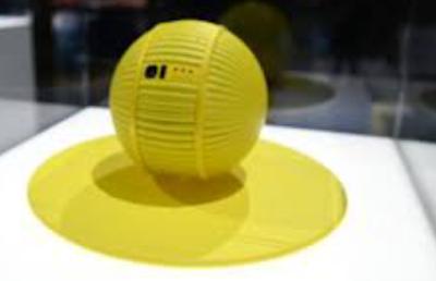 Samsung ballie is a smart and cute robot