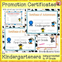 Kindergarten-certificates