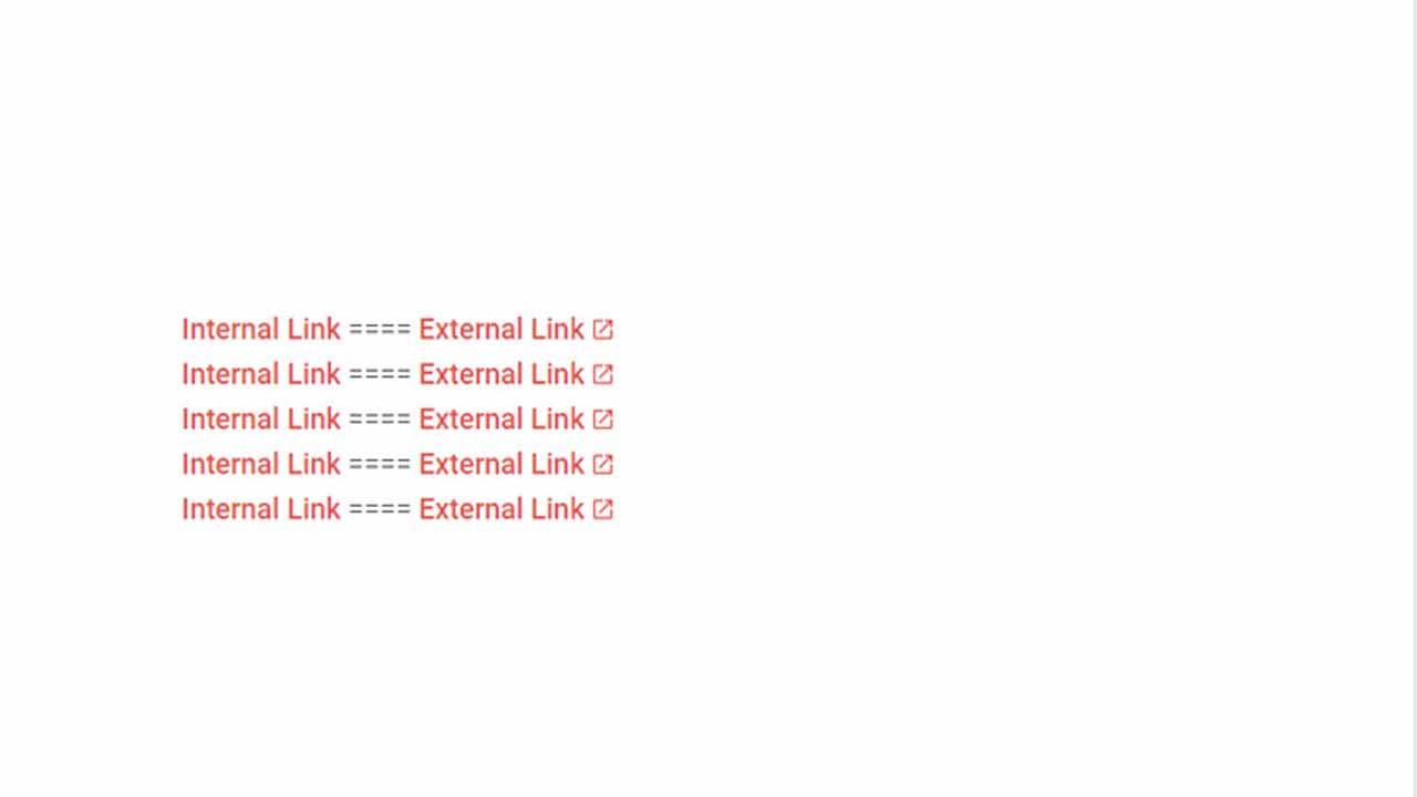 Cara Membuat Ikon External Link menggunakan Ikon SVG