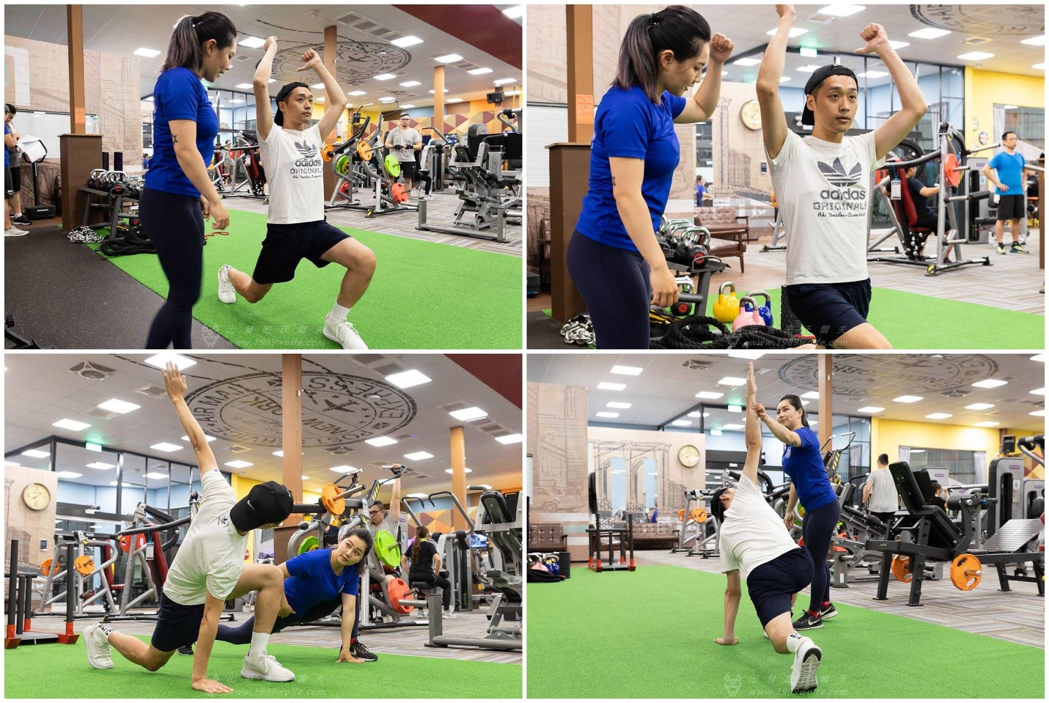 紐約健身太平館