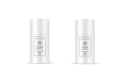 FM Worrld perfumowany antyperspirant w sztyfcie damskie Pure Royal 366 i 809