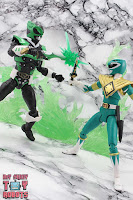 Power Rangers Lightning Collection Psycho Green 42
