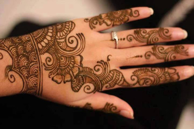 Mehandi Design for Hands 11