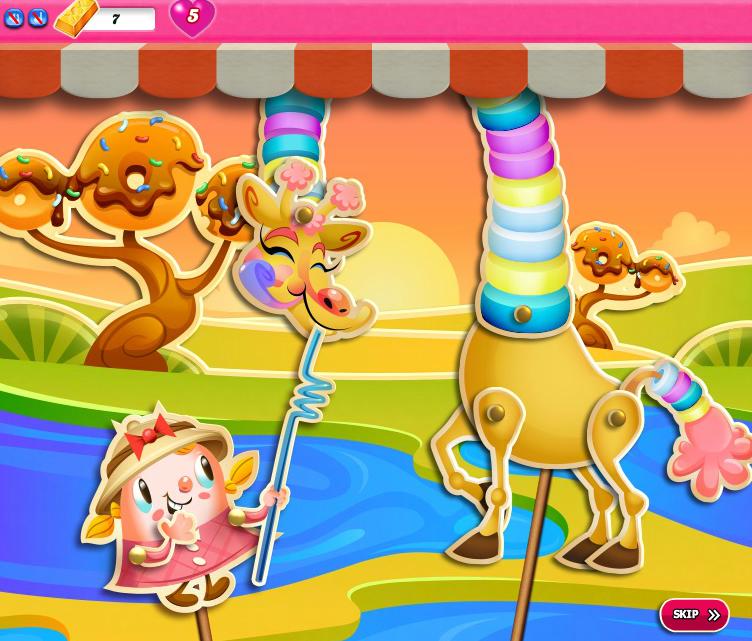 Candy Crush Saga 1551-1565