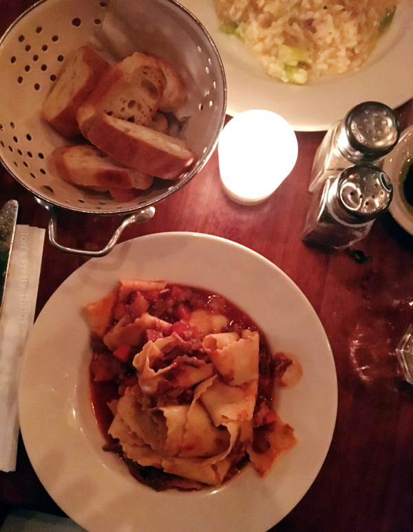 Peppe Rosso Restaurant, New York City
