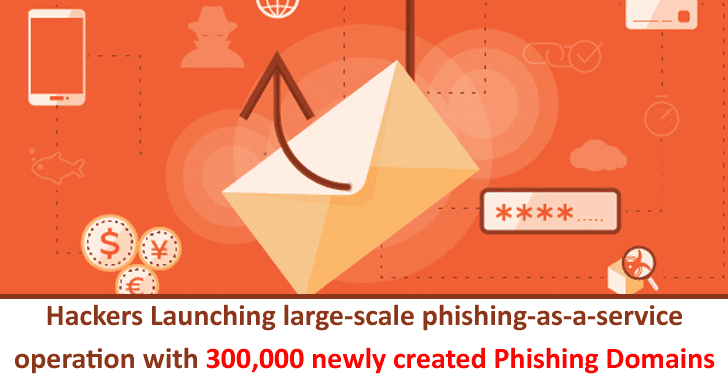 phishing-as-a-service operation