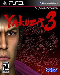 Yakuza 3 PS3 Baixar