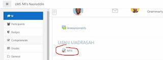 Cara mengerjakan Ujian MadrasahCara mengerjakan Ujian Madrasah