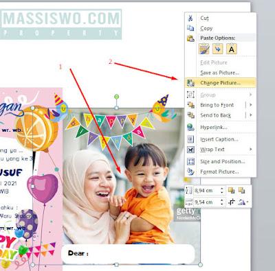 Gambar klik kanan picture